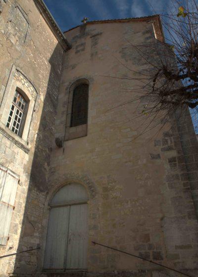 Eglise de Vars (Charente)