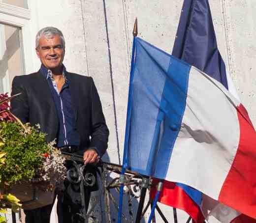 Maire de Vars en Charente