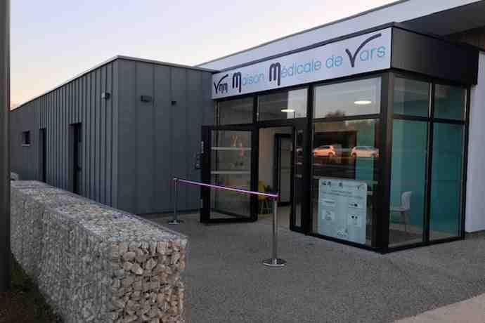 Maison Médicale de Vars