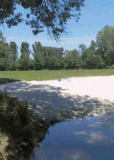 Base de loisirs à VARS (Charente)