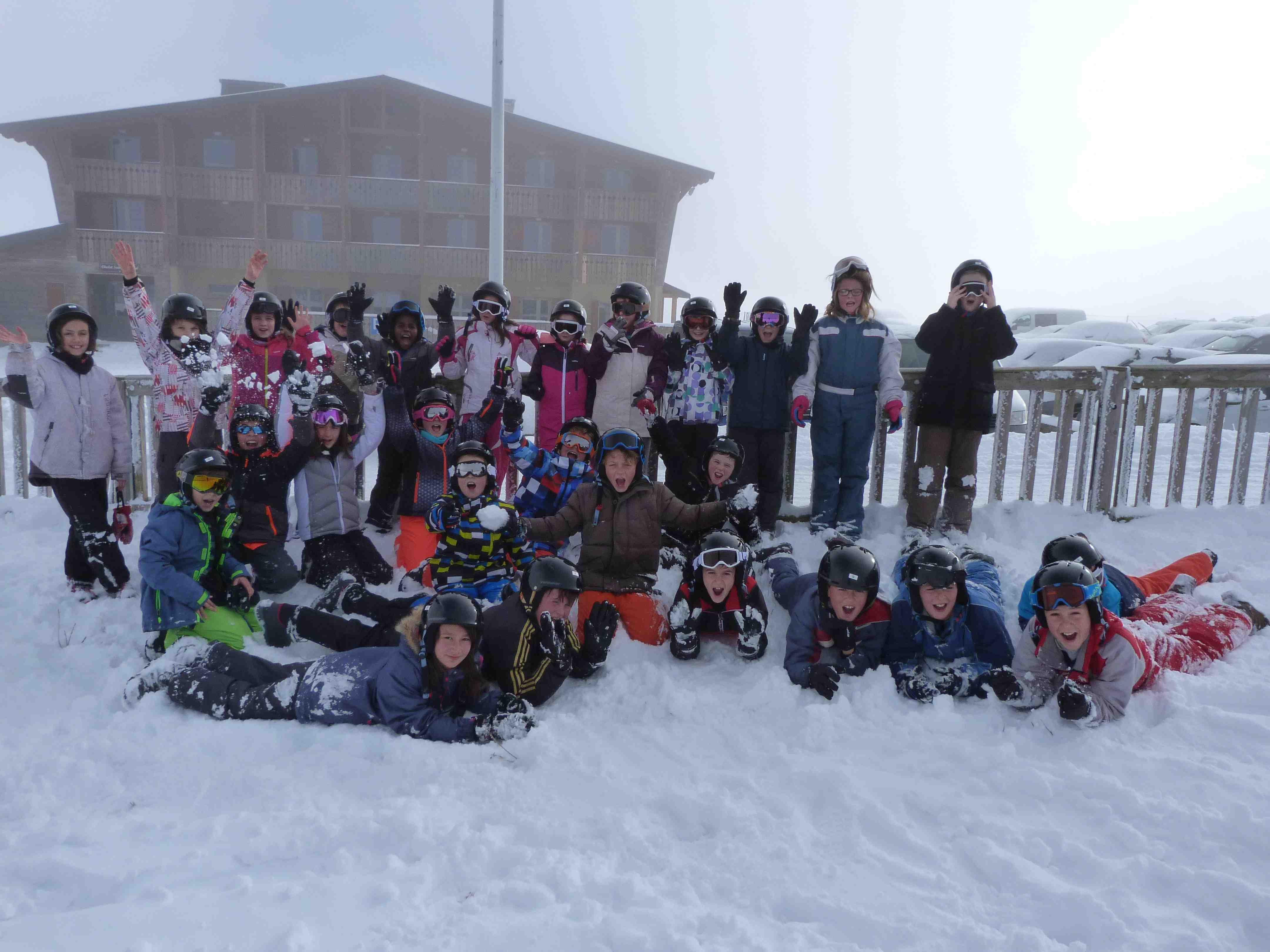 Ecole de neige VARS