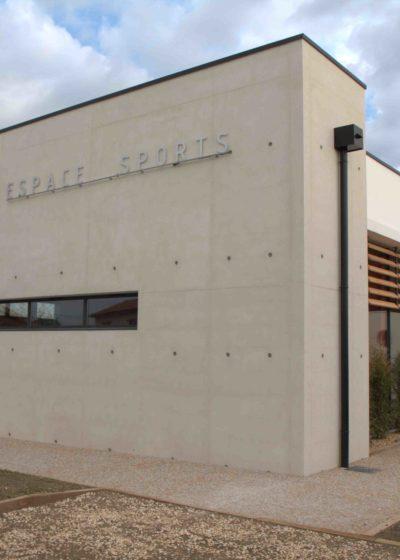 Salle de sport de Vars (Charente)