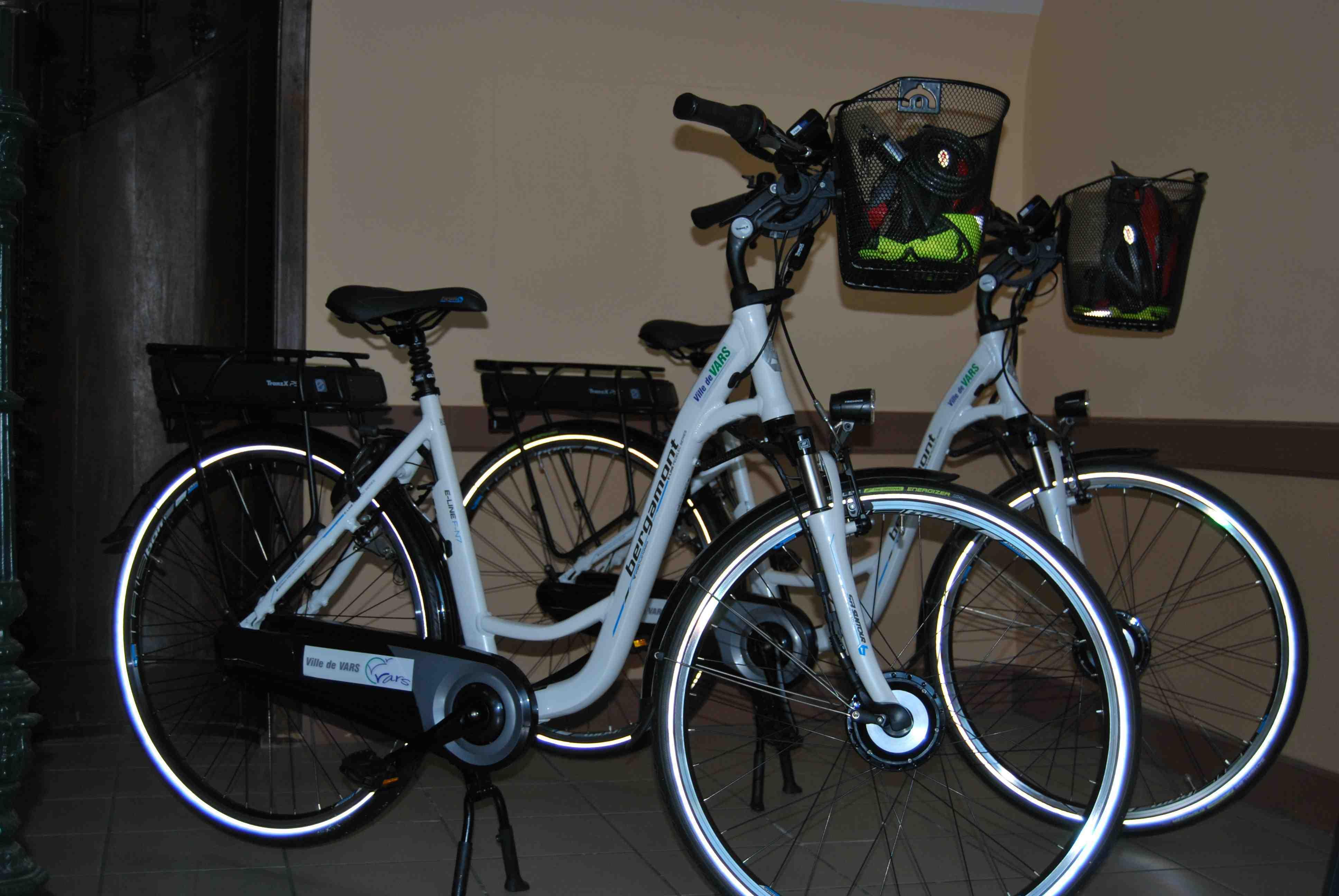 Vélo à Vars