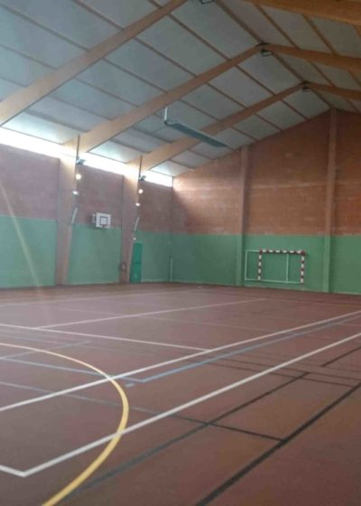 Gymnase de Vars (Charente)