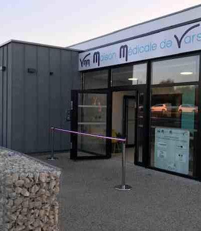 Maison Médicale de Vars (Charente)
