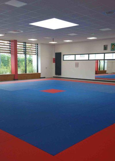 Salle d'arts martiaux (Vars)