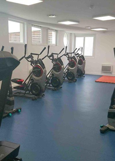 Salle de fitness de Vars (Charente)