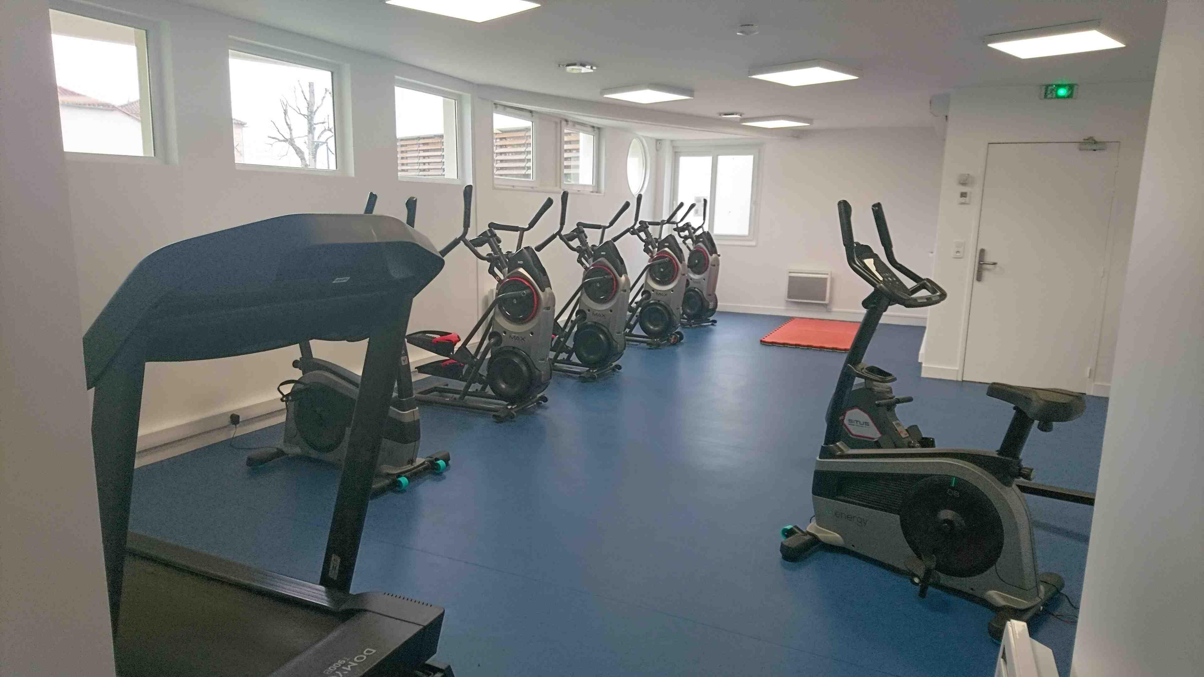 Salle de fitness à Vars (16)