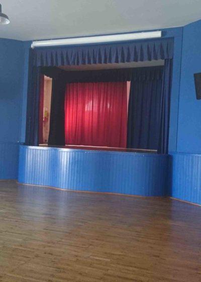 Salle des fêtes de Vars (Charente)